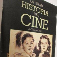 Cinema: LA GRAN HISTORIA DEL CINE CAPITULO 14 DE TERENCI MOIX . Lote 146161602