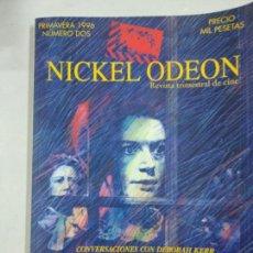 Cine: NICKEL ODEON. REVISTA TRIMESTRAL DE CINE. Nº 2 PRIMAVERA 1996 / CONVERSACIONES DEBORAH KERR. Lote 146173014
