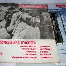 Cine: REVISTAS DE CINE ANTIGUAS 2, TEMAS DE CINE Nº 30 Y CINESPAÑA 11. Lote 146268222