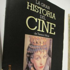 Cinema: LA GRAN HISTORIA DEL CINE CAPITULO 23 DE TERENCI MOIX . Lote 146300766