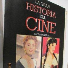 Cine: LA GRAN HISTORIA DEL CINE CAPITULO 19 DE TERENCI MOIX . Lote 146301778