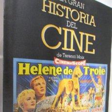 Cine: LA GRAN HISTORIA DEL CINE CAPITULO 18 DE TERENCI MOIX . Lote 146301918