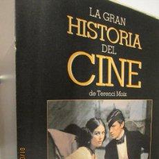Cine: LA GRAN HISTORIA DEL CINE CAPITULO 15 DE TERENCI MOIX . Lote 146308030