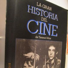 Cine: LA GRAN HISTORIA DEL CINE CAPITULO 14 DE TERENCI MOIX . Lote 146308130