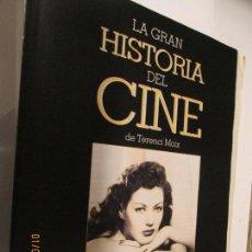 Cine: LA GRAN HISTORIA DEL CINE CAPITULO 13 DE TERENCI MOIX . Lote 146308178