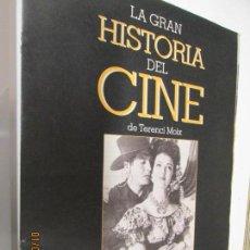 Cine: LA GRAN HISTORIA DEL CINE CAPITULO 12 DE TERENCI MOIX . Lote 146308270