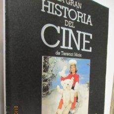 Cine: LA GRAN HISTORIA DEL CINE CAPITULO 11 DE TERENCI MOIX . Lote 146308346