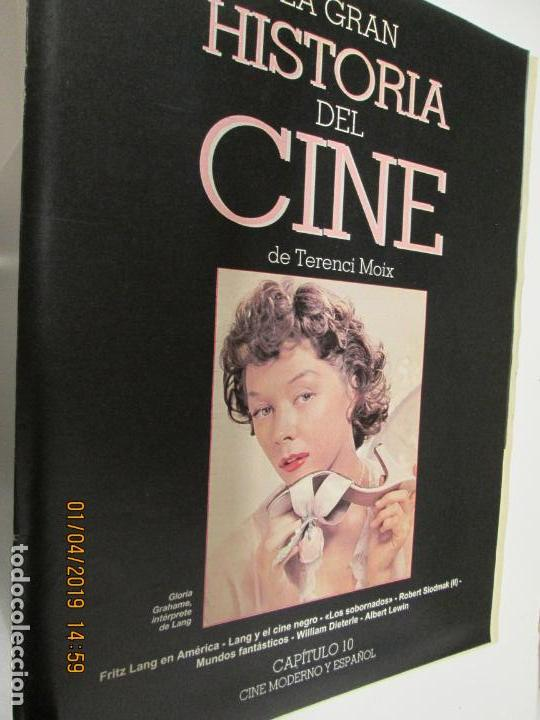 LA GRAN HISTORIA DEL CINE CAPITULO 10 DE TERENCI MOIX (Cine - Revistas - La Gran Historia del cine)