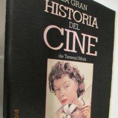 Cine: LA GRAN HISTORIA DEL CINE CAPITULO 10 DE TERENCI MOIX . Lote 146308418