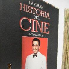Cine: LA GRAN HISTORIA DEL CINE CAPITULO 9 DE TERENCI MOIX . Lote 146308466