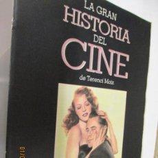 Cine: LA GRAN HISTORIA DEL CINE CAPITULO 8 DE TERENCI MOIX . Lote 146308542