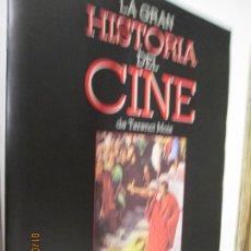 Cine: LA GRAN HISTORIA DEL CINE CAPITULO 7 DE TERENCI MOIX . Lote 146308666