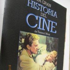 Cine: LA GRAN HISTORIA DEL CINE CAPITULO 6 DE TERENCI MOIX . Lote 146308742
