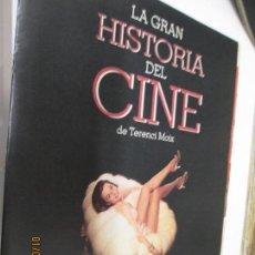 Cine: LA GRAN HISTORIA DEL CINE CAPITULO 5 DE TERENCI MOIX . Lote 146308814