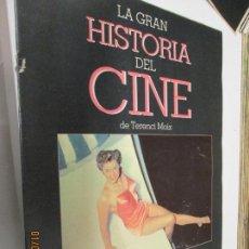 Cine: LA GRAN HISTORIA DEL CINE CAPITULO 4 DE TERENCI MOIX . Lote 146308894