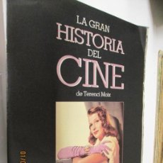 Cine: LA GRAN HISTORIA DEL CINE CAPITULO 2 DE TERENCI MOIX . Lote 146309022