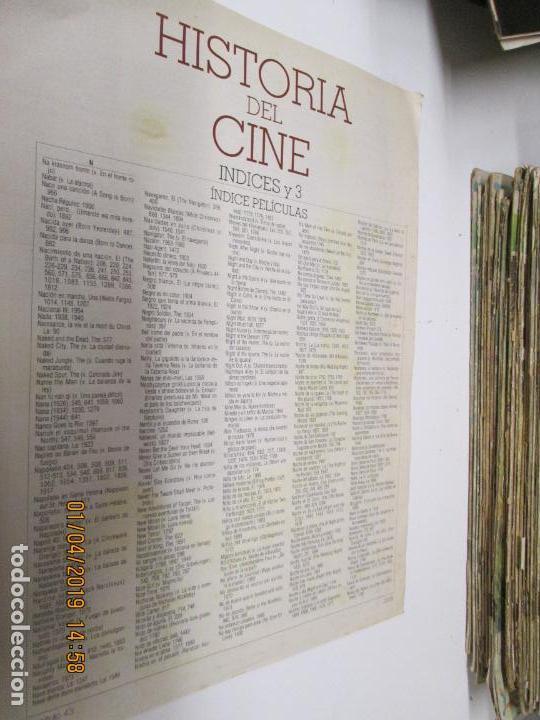 LA GRAN HISTORIA DEL CINE CAPITULO INDICES Y 3 DE TERENCI MOIX (Cine - Revistas - La Gran Historia del cine)