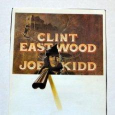 Cine: LAMINA DE REVISTA AÑOS 80: CLINT EASTWOOD. Lote 146446238