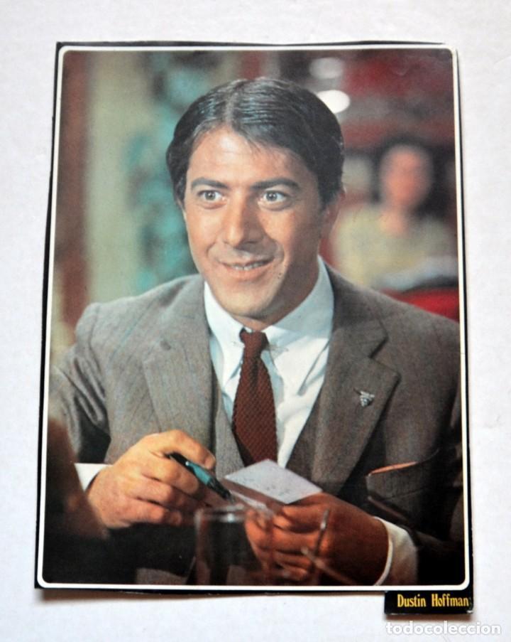 LAMINA DE REVISTA AÑOS 80: DUSTIN HOFFMAN (Cine - Revistas - Colección ídolos del cine)