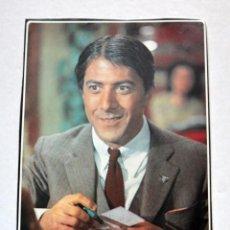 Cine: LAMINA DE REVISTA AÑOS 80: DUSTIN HOFFMAN. Lote 146537918