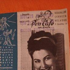 Cine: CARTELERA BAYARRI 1958 AVA GAERNER. Lote 146638729