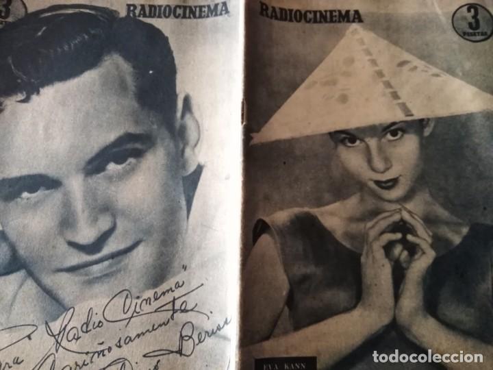 RADIOCINEMA EVA KANN (Cine - Revistas - Radiocinema)