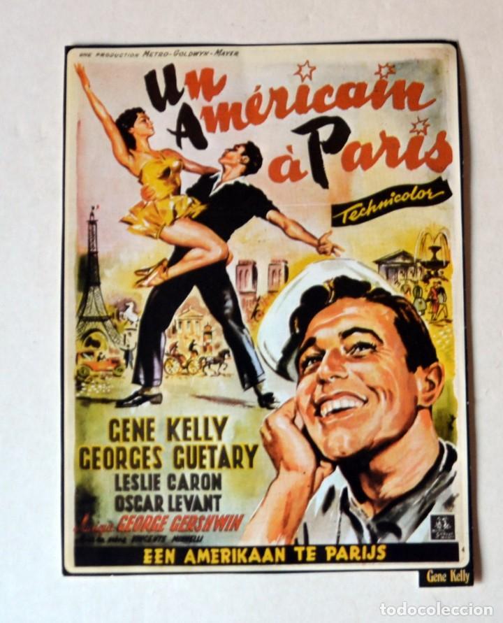 LAMINA DE REVISTA AÑOS 80: GENE KELLY (Cine - Revistas - Colección ídolos del cine)