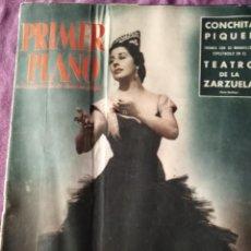 Cine: PRIMER PLANO CONCHITA PIQUER 1958 RICHARD TODD . Lote 146794206