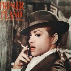 Cine: PRIMER PLANO Nº 1046 1960 , MARUJITA DIAZ , AUDREY HEPBURN , OZORES ,ROBERT TAYLOR , BETTE DAVIS. Lote 146794542