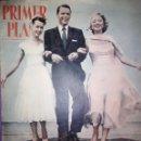 Cine: PRIMER PLANO FRANK SINATRA ELIZABETH TAYLOR ROCK HUDSON JAMES DEAN 26 NOVIEMBRE DE 1955 AÑO XV 789. Lote 146800050