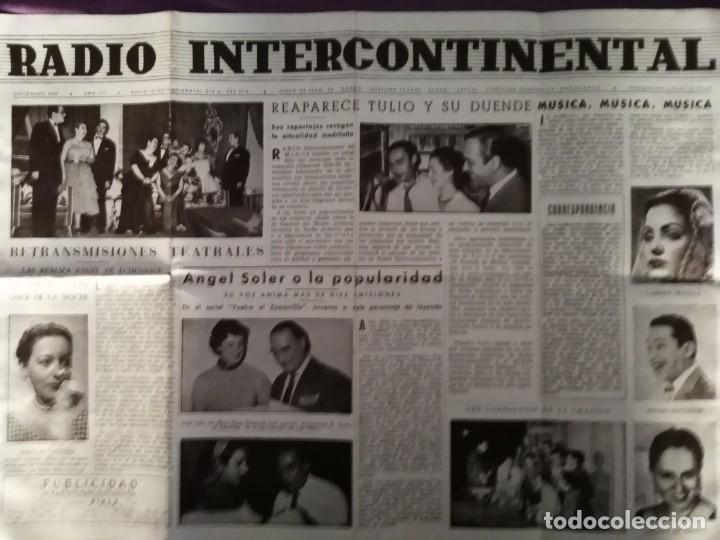Cine: RADIOCINEMA 23 DE AGOSTO 1962 N 544 PORTADA ROCIO DURCAL CARMEN SEVILLA CUENTA SU HISTORIA DE EXITO - Foto 2 - 146801022