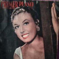Cine: PRIMER PLANO LOLITA SEVILLA AMADRID 21 DE OCTUBRE DE 1956 N 836. Lote 146801670