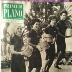 Cine: PRIMER PLANO 18 DE MAYO DE 1962 NUM 1958 INTERIOR ANTOÑITA MORENO . Lote 146802034