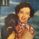 Cine: RADIOCINEMA 1959 JULIO 4 SABADO PARTE POSTERIOR AUDREY HEPBURN EN HISTORIA DE UNA MONJA . Lote 146802482
