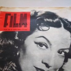 Cine: MARIA FELIX FILM IDEAL. Lote 146884962