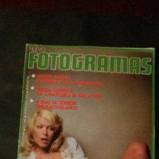 Cine: FOTOGRAMAS Nº 1305-1973-TERESA GIMPERA. Lote 147081798