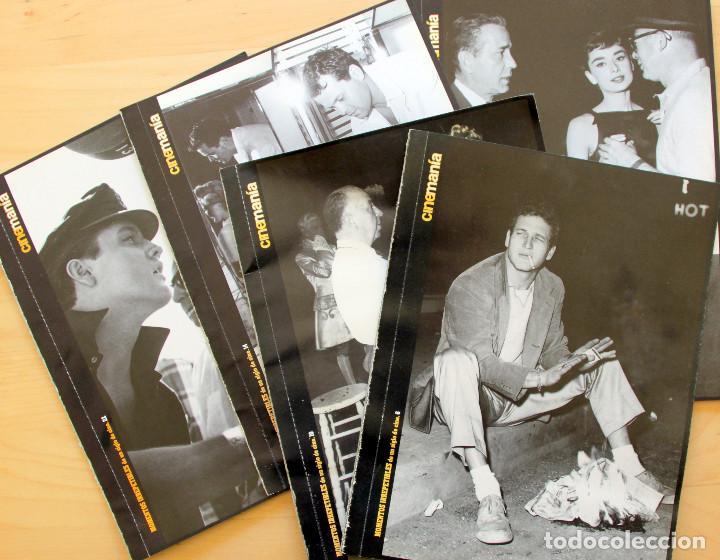 CINEMANIA: MOMENTOS IRREPETIBLES LAMINAS Nº6 A 25 (Cine - Revistas - Cinemanía)
