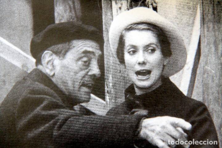 Cine: CINEMANIA: MOMENTOS IRREPETIBLES LAMINAS Nº6 a 25 - Foto 4 - 147109574