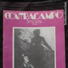 Cinéma: CONTRACAMPO, NÚM. (4) JULIO-AGOSTO 1979.. Lote 147171262