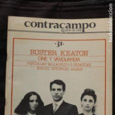 Cinéma: CONTRACAMPO, NÚM. (31), NOVIEMBRE/DICIEMBRE 1982.. Lote 147208230