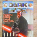 Cine: STAR WARS - REVISTA DARK SIDE Nº 14 -DARTH MAUL LORD DEL SITH -DOSSIER CAZARECOMPENSAS. Lote 147214742