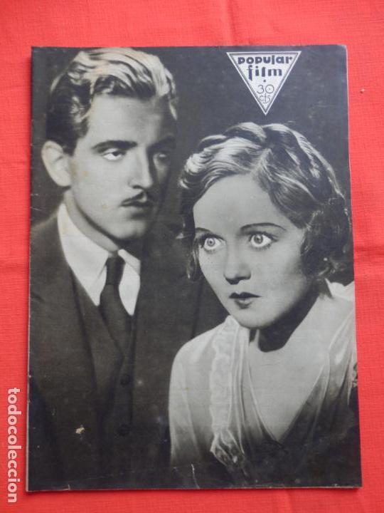 Cine: Lote 4 revistas popular film, núm. 309-185-272 y 304. medidas 24x33 cms. - Foto 2 - 147515538
