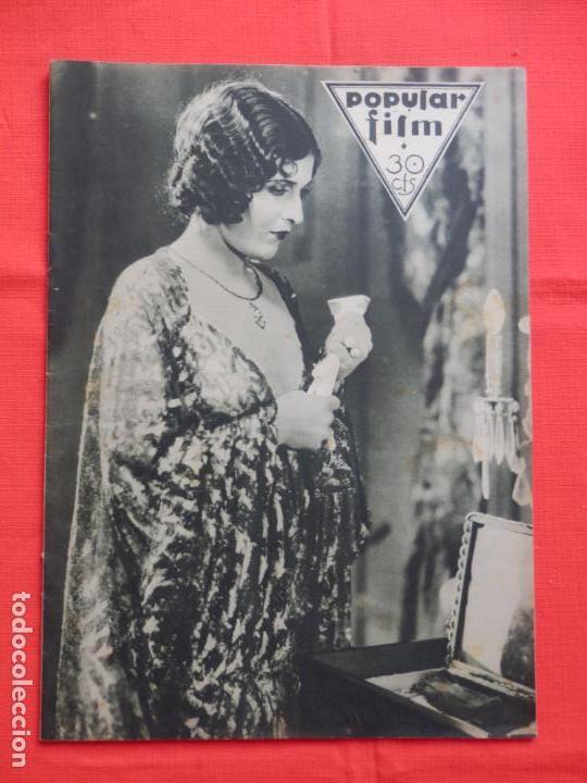 Cine: Lote 4 revistas popular film, núm. 309-185-272 y 304. medidas 24x33 cms. - Foto 4 - 147515538