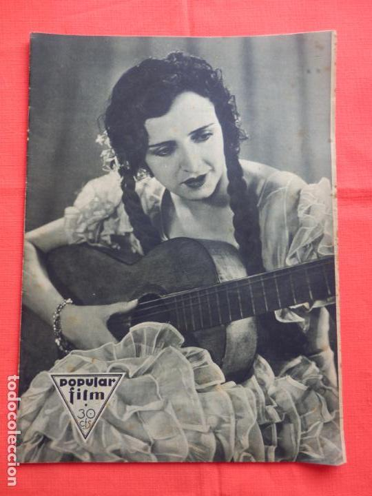 Cine: Lote 4 revistas popular film, núm. 309-185-272 y 304. medidas 24x33 cms. - Foto 6 - 147515538