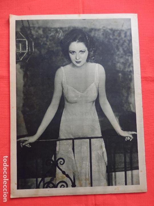 Cine: Lote 4 revistas popular film, núm. 309-185-272 y 304. medidas 24x33 cms. - Foto 7 - 147515538