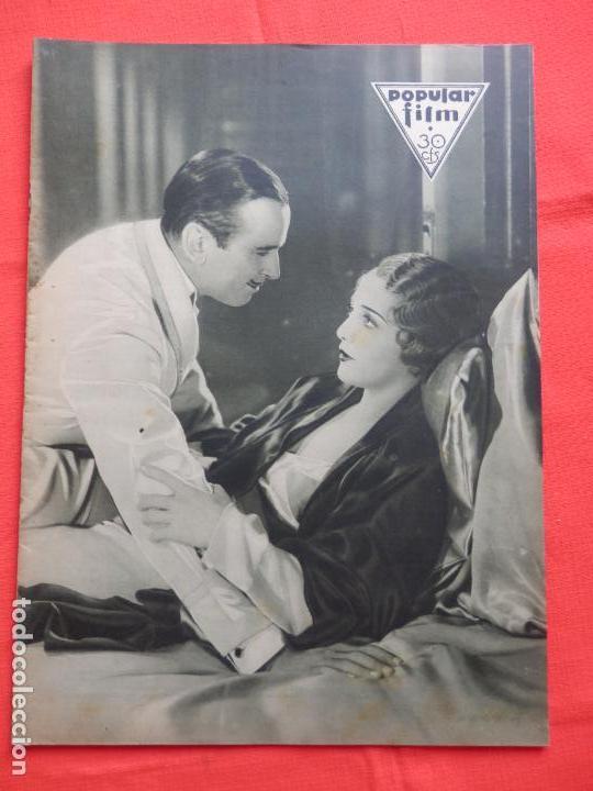 Cine: Lote 4 revistas popular film, núm. 309-185-272 y 304. medidas 24x33 cms. - Foto 8 - 147515538