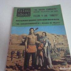 Cine: REVISTA FILM IDEAL N-186.AÑO 1966. Lote 147566154