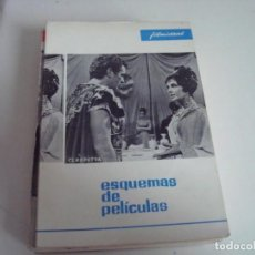 Cine: FILM IDEAL.ESQUEMAS DE PELICULAS.VOLUMEN XXVII. Lote 147567826
