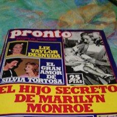 Cine: PRONTO MARILYN MONROE 1979. Lote 147612838