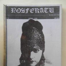 Cine: NOSFERATU - REVISTA ENERO 1990 - FOTOCÓPIA (ASI LA ENVIA EL AYUNTAMIENTO DE SAN SEBASTIAN). Lote 147613190